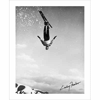 Corey Corkey Fowler Front Flip Photo (2 Sizes)