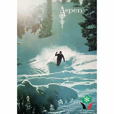 Aspens Bell Mountain Original Poster