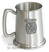 10th Mountain Division Pewter Mug