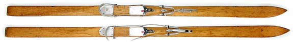 Hickory Ridgtop Skis